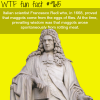 francesco redi wtf fun fact