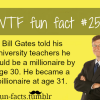 fuck yeah more of wtf fun facts are coming