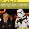 george lucas dedicate his wealth toward education