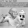 george washingtons favorite food wtf fun facts