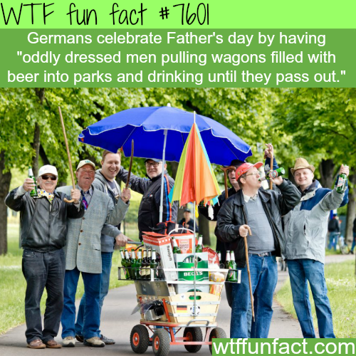 German father's day - WTF fun fact
