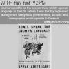 german used to be the second most spoken language in the