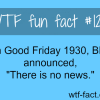 good friday 1930