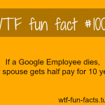 google salary