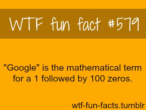 googol = google