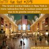 grand central station radioactivity