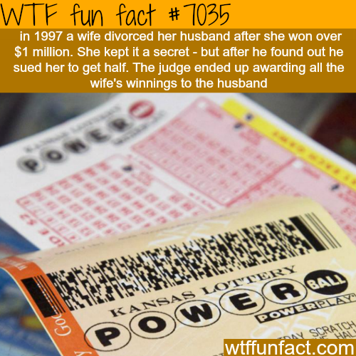 Greed is bad - WTF fun facts