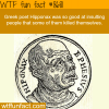 greek poet hipponax wtf fun facts