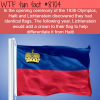 haiti and lichtenstein wtf fun facts
