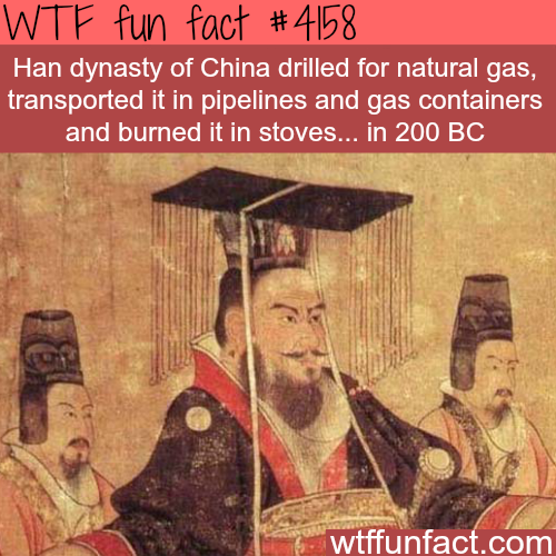 Han dynasty of China inventions -  WTF fun facts