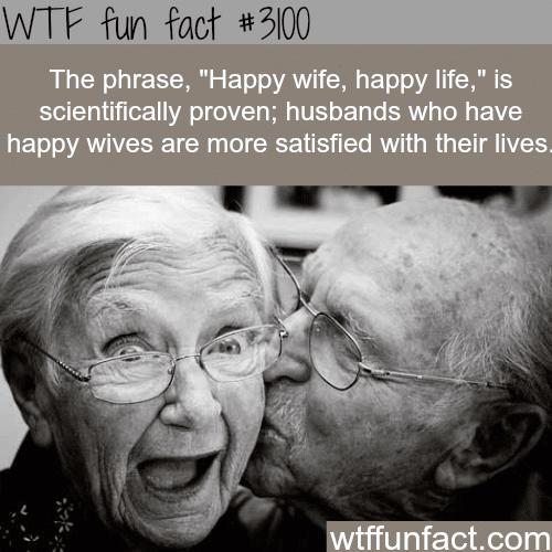 """""""Happy wife"""