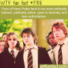 harry potter fans wtf fun facts