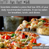 healthy pizza created by scottish scientists