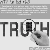 hearing lies over and over again wtf fun facts