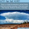 hector thunderstorm tiwi islands australia