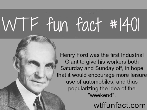 Henry ford - people's fact