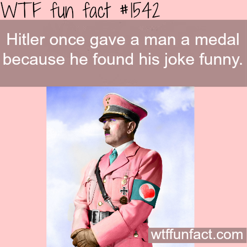 Hitler facts - wtf fun facts