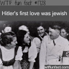 hitlers first love was jewish wtf fun facts