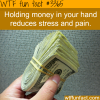 holding money can make you happier
