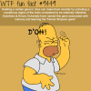 homer simpson gene wtf fun fact