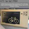 how a dutch company ships their bikes wtf fun