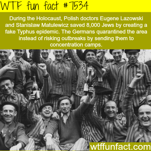 How a Polish doctor saved thousands of Jews - WTF fun facts