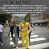 how columbia reduced traffic fatalities wtf fun