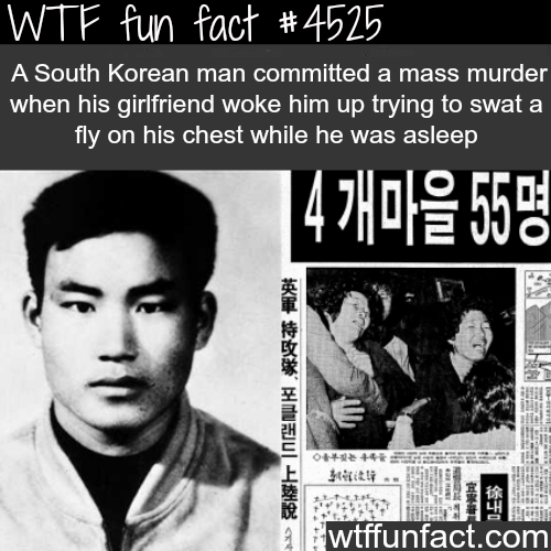 How criminals are born -   WTF fun facts