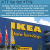 how ikea avoids paying taxes wtf fun facts