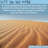 how many stars in the universe wtf fun facts