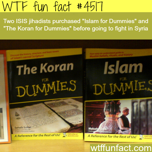 How much do ISIS fighters know about Islam?  -   WTF fun facts