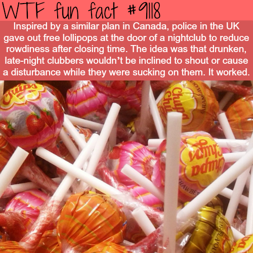 How nightclubs are reducing rowdiness after closing time - WTF fun fact