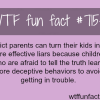 how strict parents can turn their kids to big