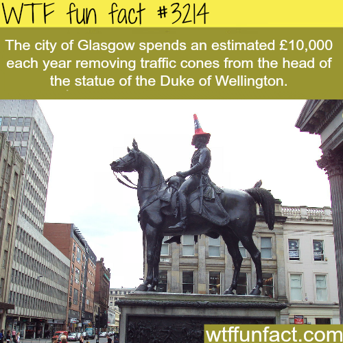 How the city of Glasgow spends it's money -WTF fun facts