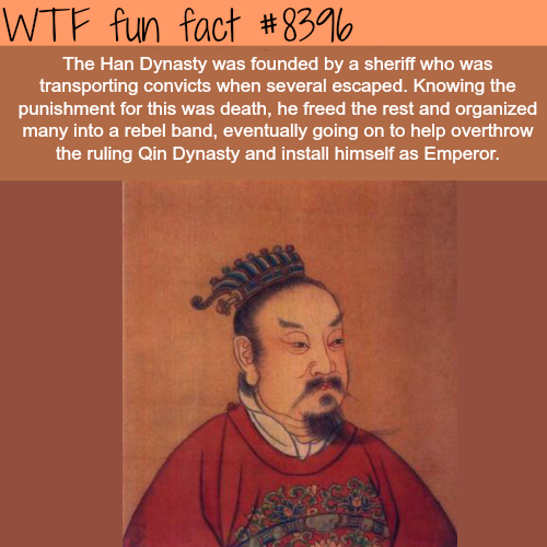 How the Han Dynasty started - WTF fun facts