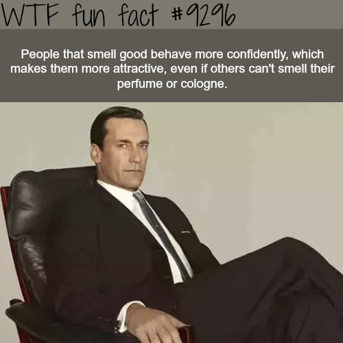 How to be more attractive - WTF fun fact