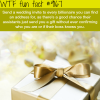 how to get gifts for your wedding wtf fun facts