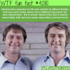 identical twins facts wtf fun facts