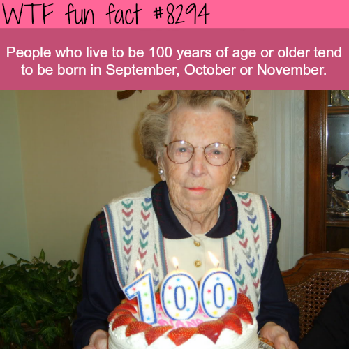 If you are born in September