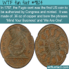 in 1787 the fugio cent was the first us coin to
