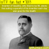 inventor of vaseline used to eat it wtf fun