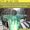 invisibility cloak duke university
