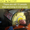 iron lungs wtf fun fact