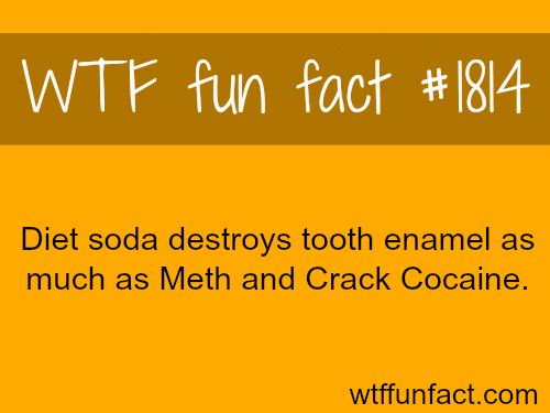 Is diet Soda healthy? -WTF fun facts