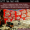 isdaan floating restaurant wtf fun fact