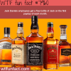 jack daniels wtf fun fact