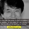 jackie chan networth