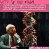 james watson sold his nobel prize wtf fun fact