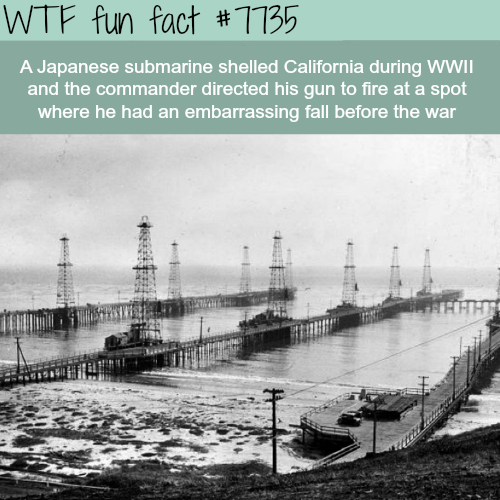 Japan bombing of California - WTF fun facts