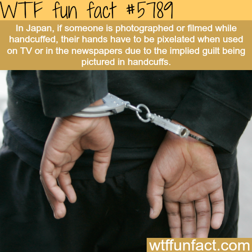 Japanese laws - WTF fun facts